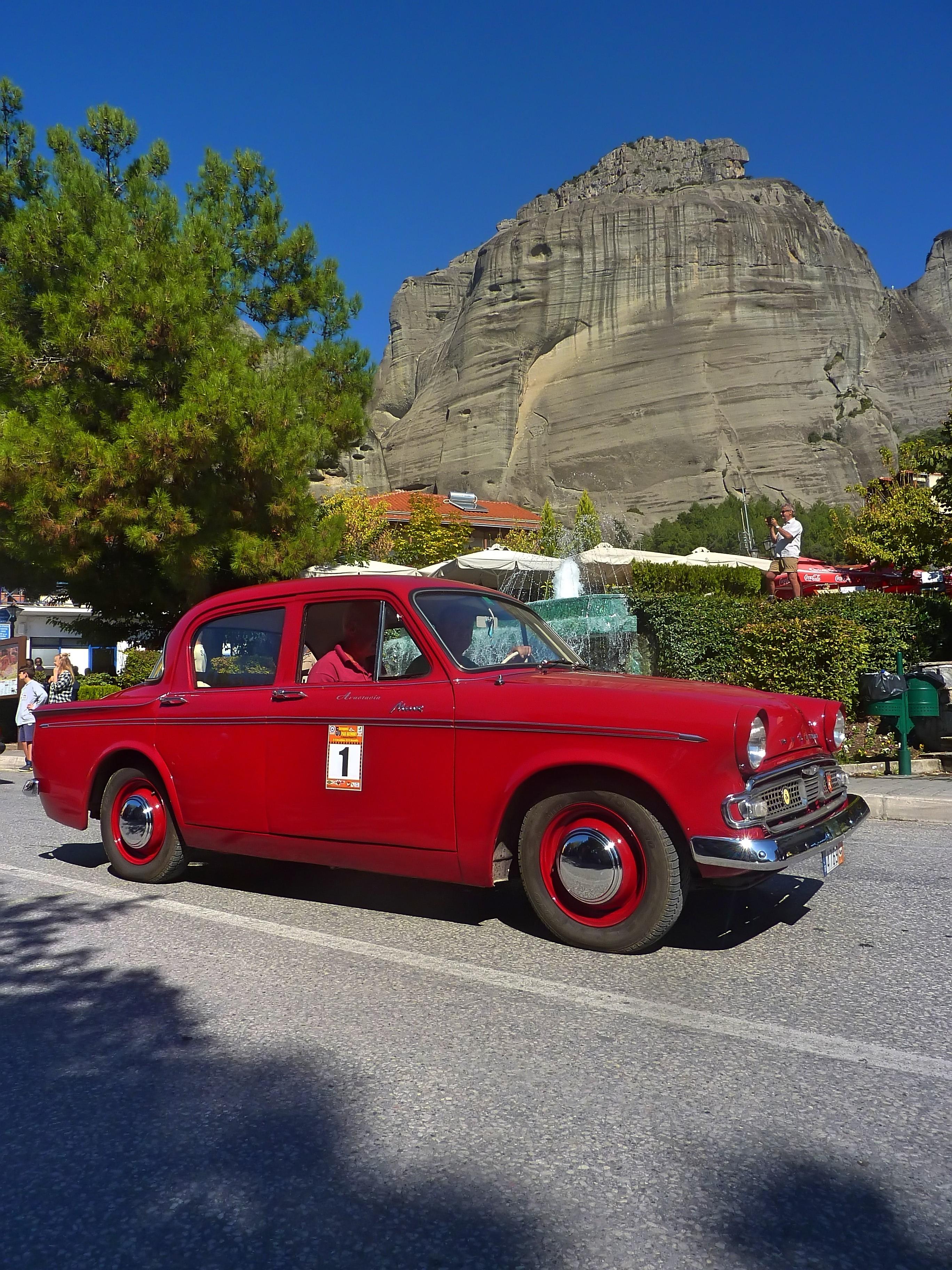 5o Historic Rally Olympus 2016 (54)