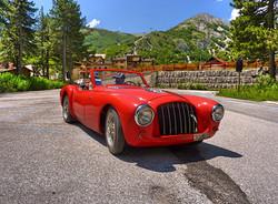 1951 FIAT Gilco 1100  Spider Zagato