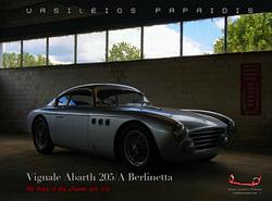 Vignale Abarth 205/A Berlinetta 205*102