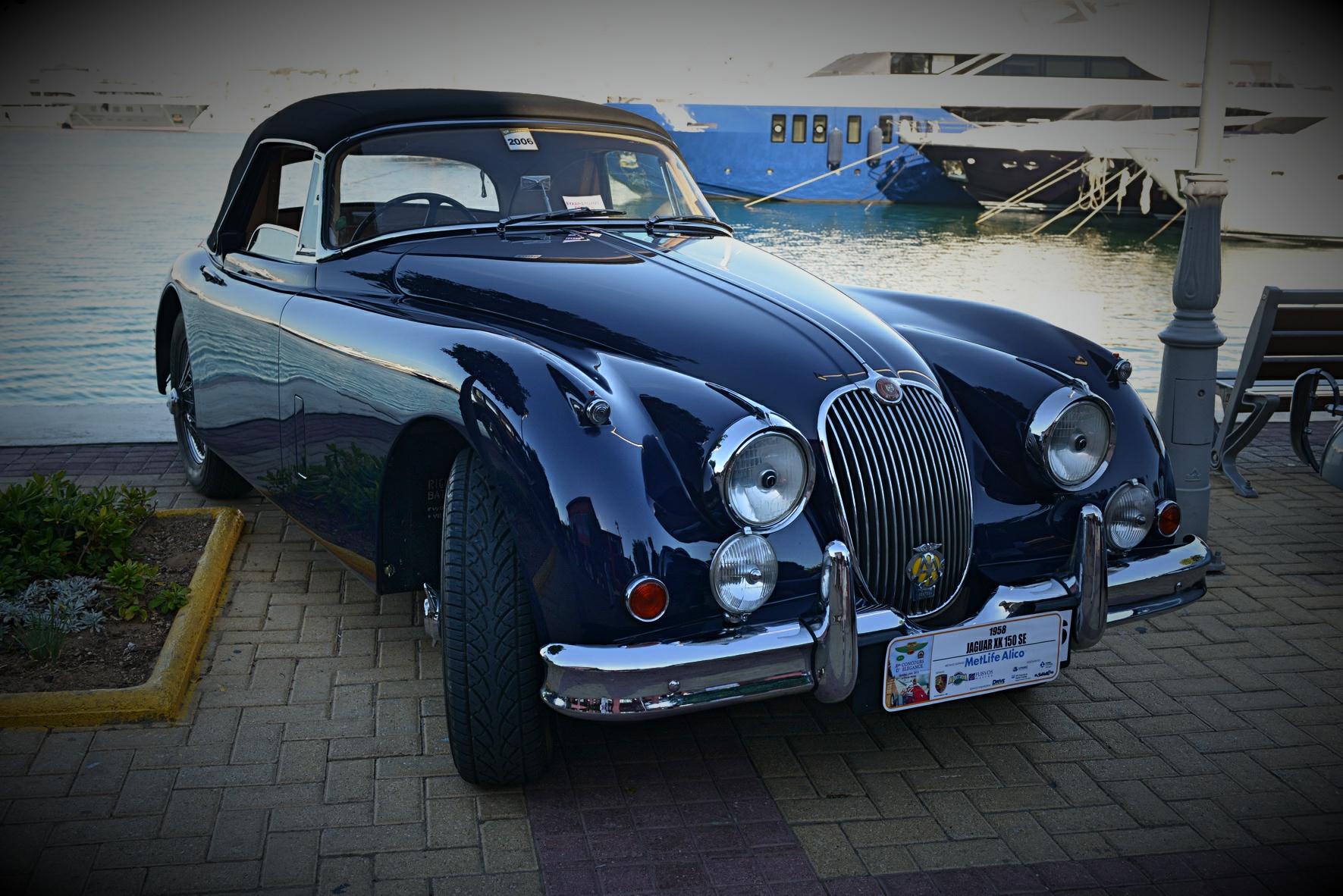 1958 JAGUAR XK 150 SE