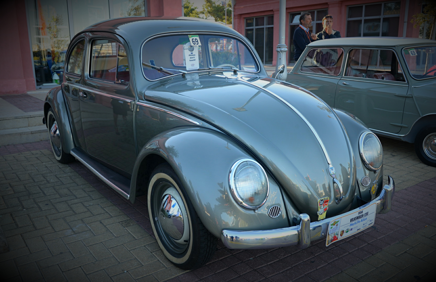 1956 VOLKSWAGEN 1200