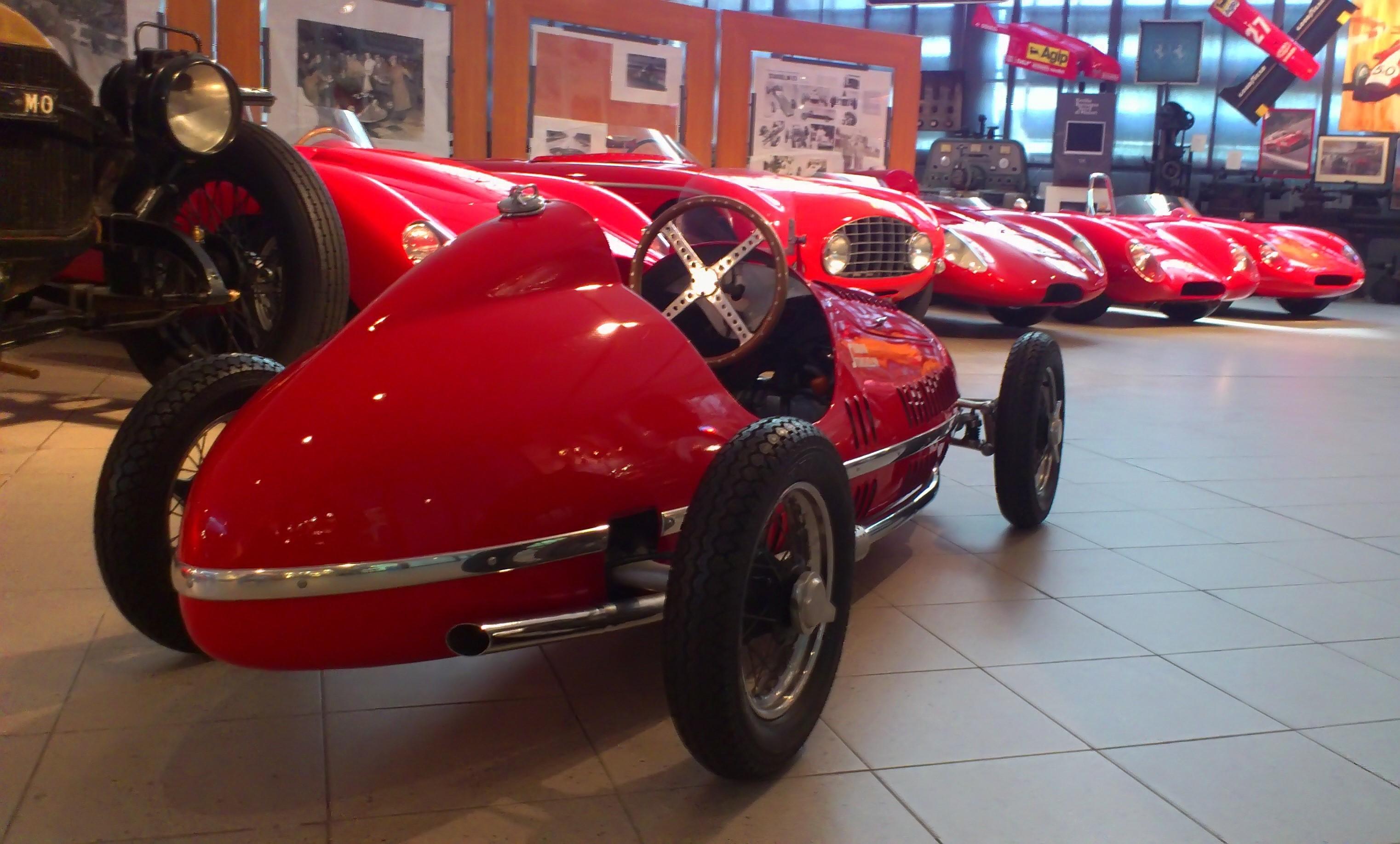 1951 Stanguellini Formula Bambini (3)