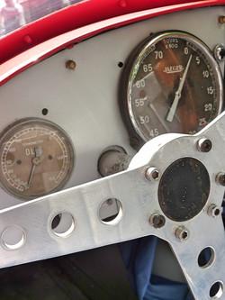 1949 Taraschi Urania 750 Sport