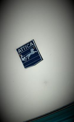 Attica badge