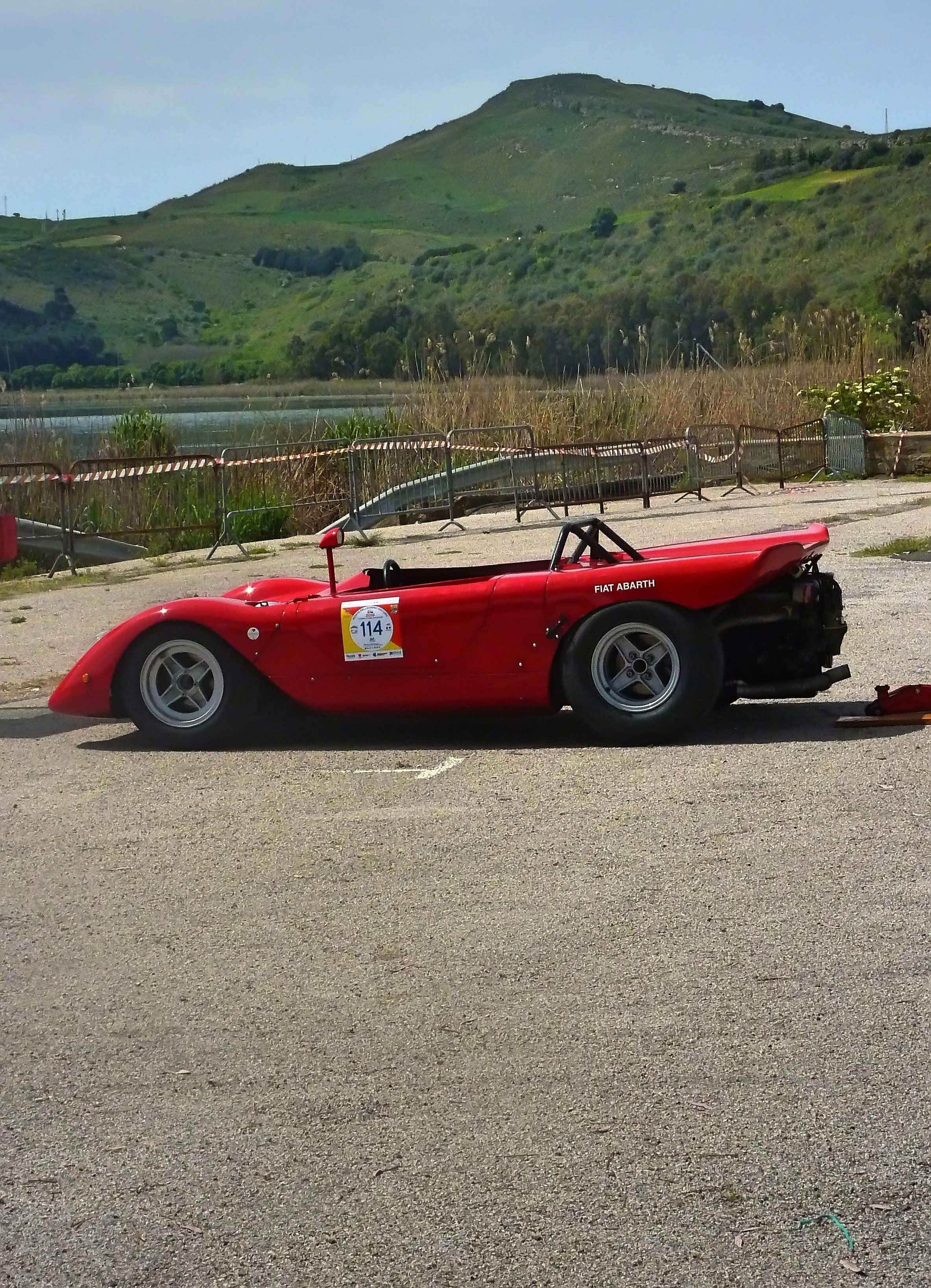 1971 Abarth 1300 SE 018 Biposto Cuneo (18)