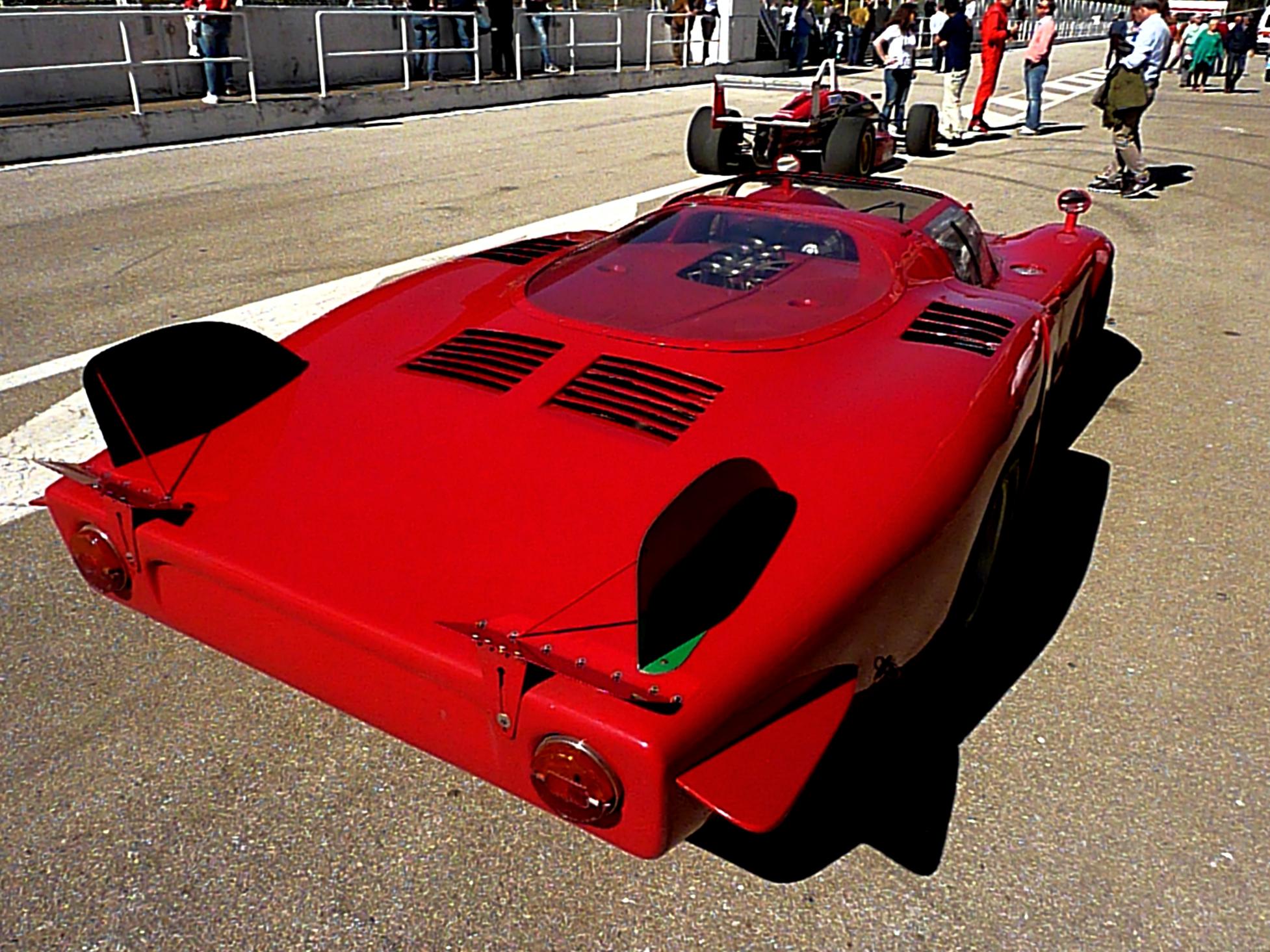 1968 Alfa Romeo T33-2 LeMans(Coda Lunga) (24)