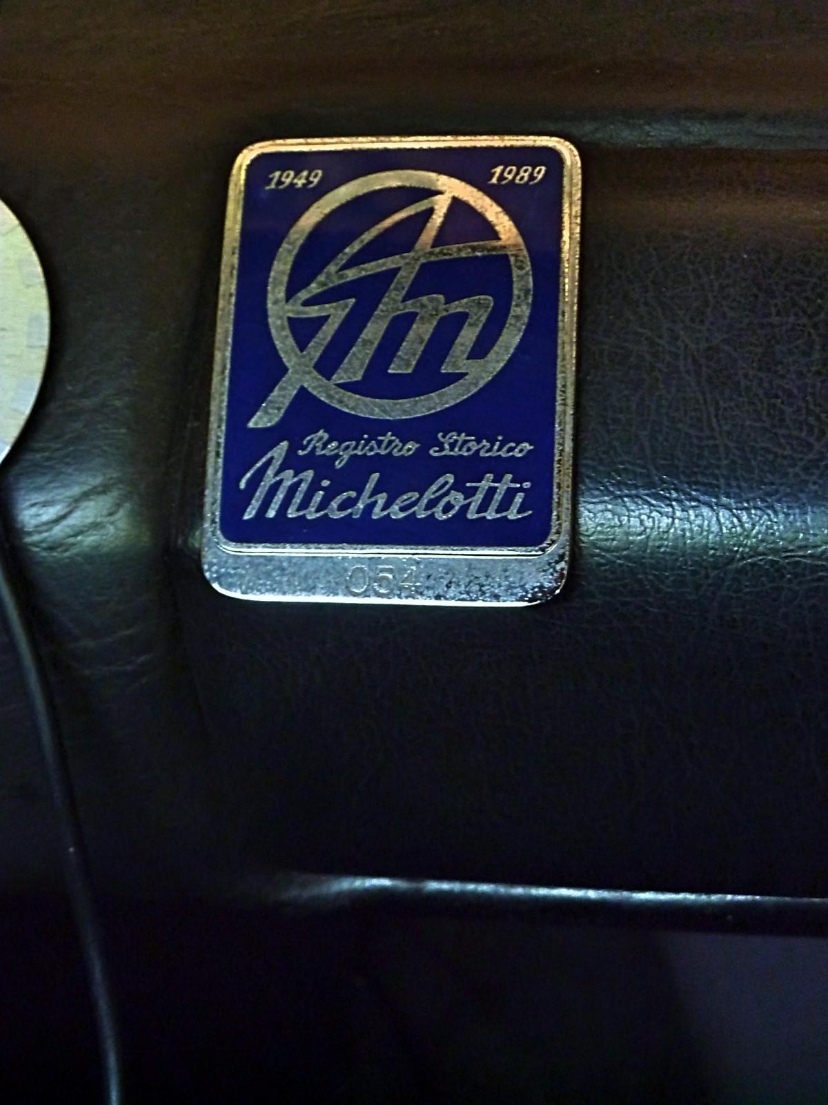 1968 Michelotti TR5 Ginevra Prototype (17)