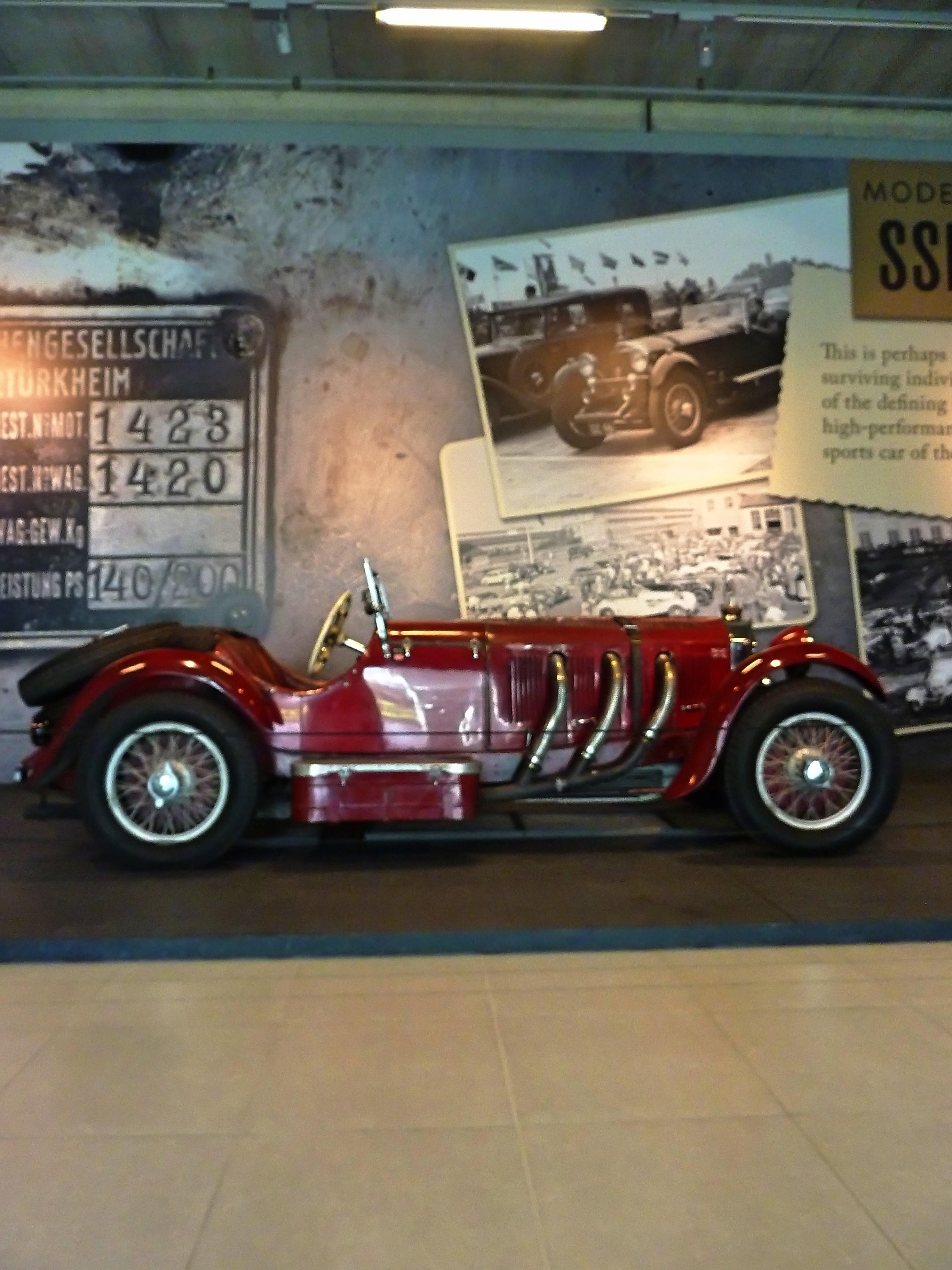 1929 Mercedes Benz SSK  (5)