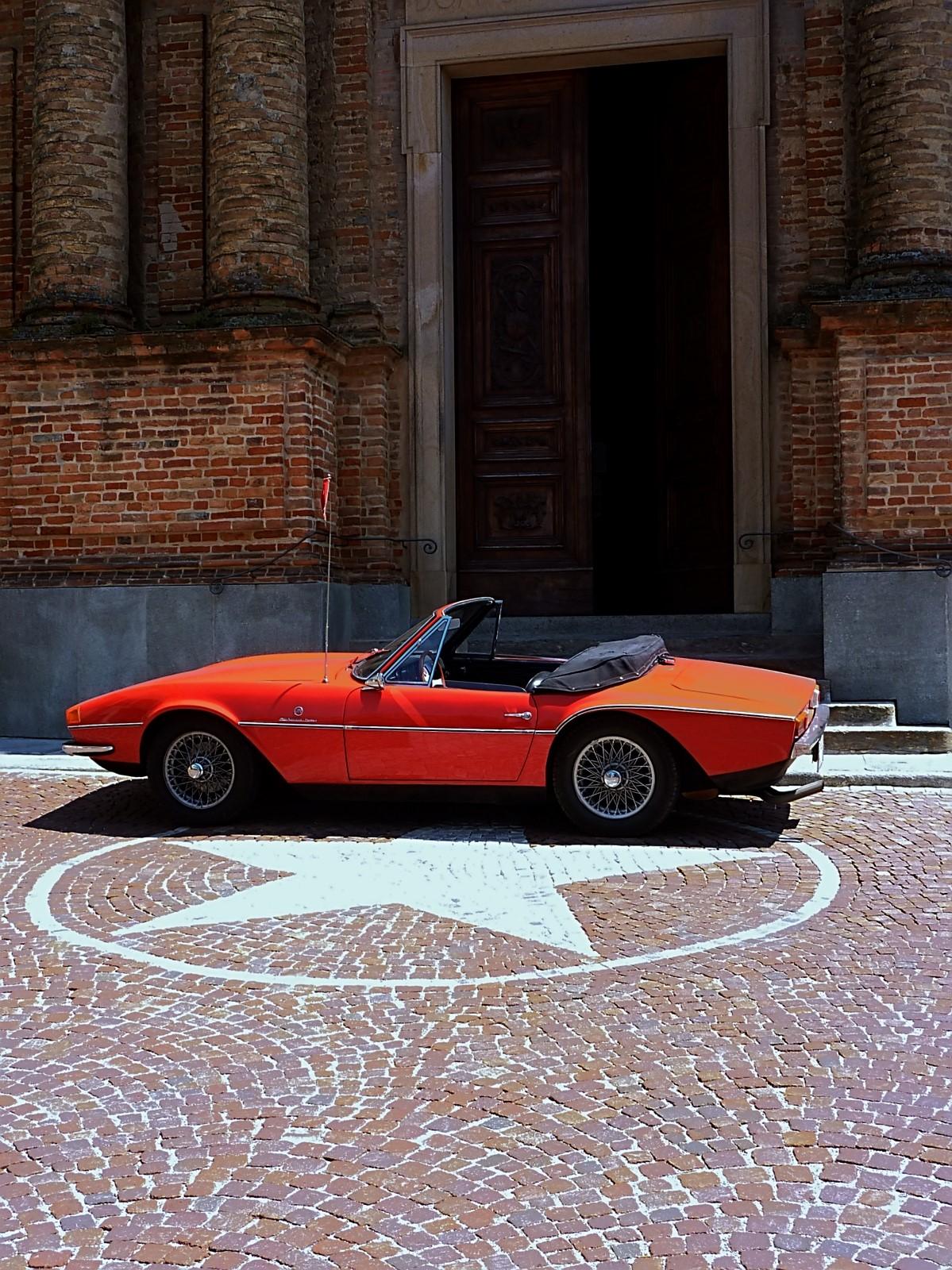 1968 Michelotti TR5 Ginevra Prototype (47)