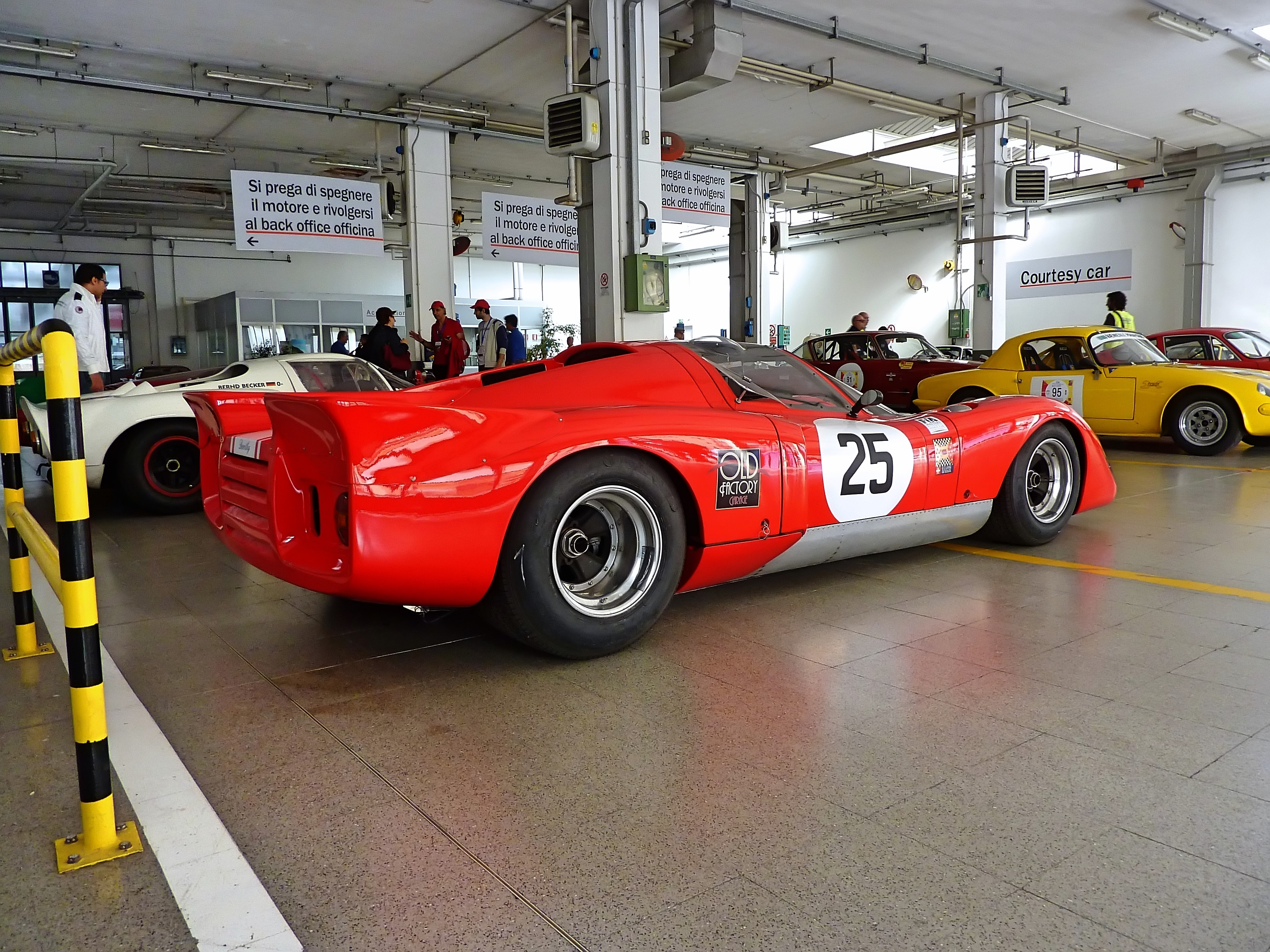 1969 Chevron BMW B16 GT (7)
