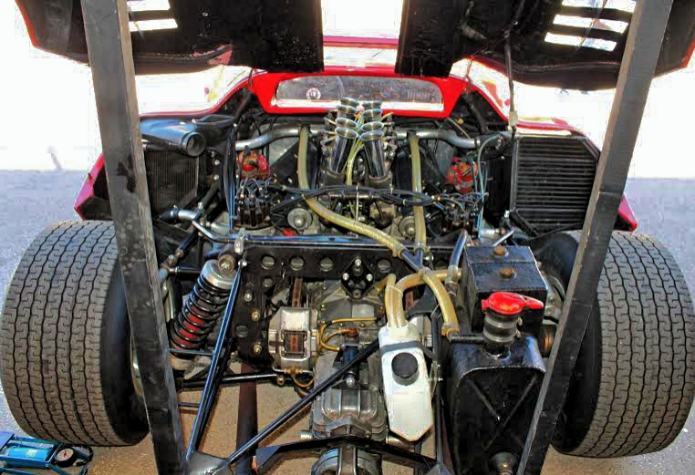 1968 Alfa Romeo T33-2 LeMans(Coda Lunga)