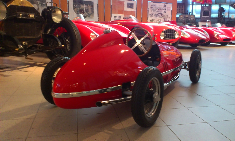 1951 Stanguellini Formula Bambini (2)