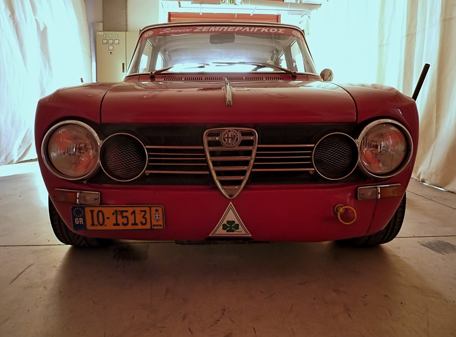 Alfa Romeo Giulia Super (10)