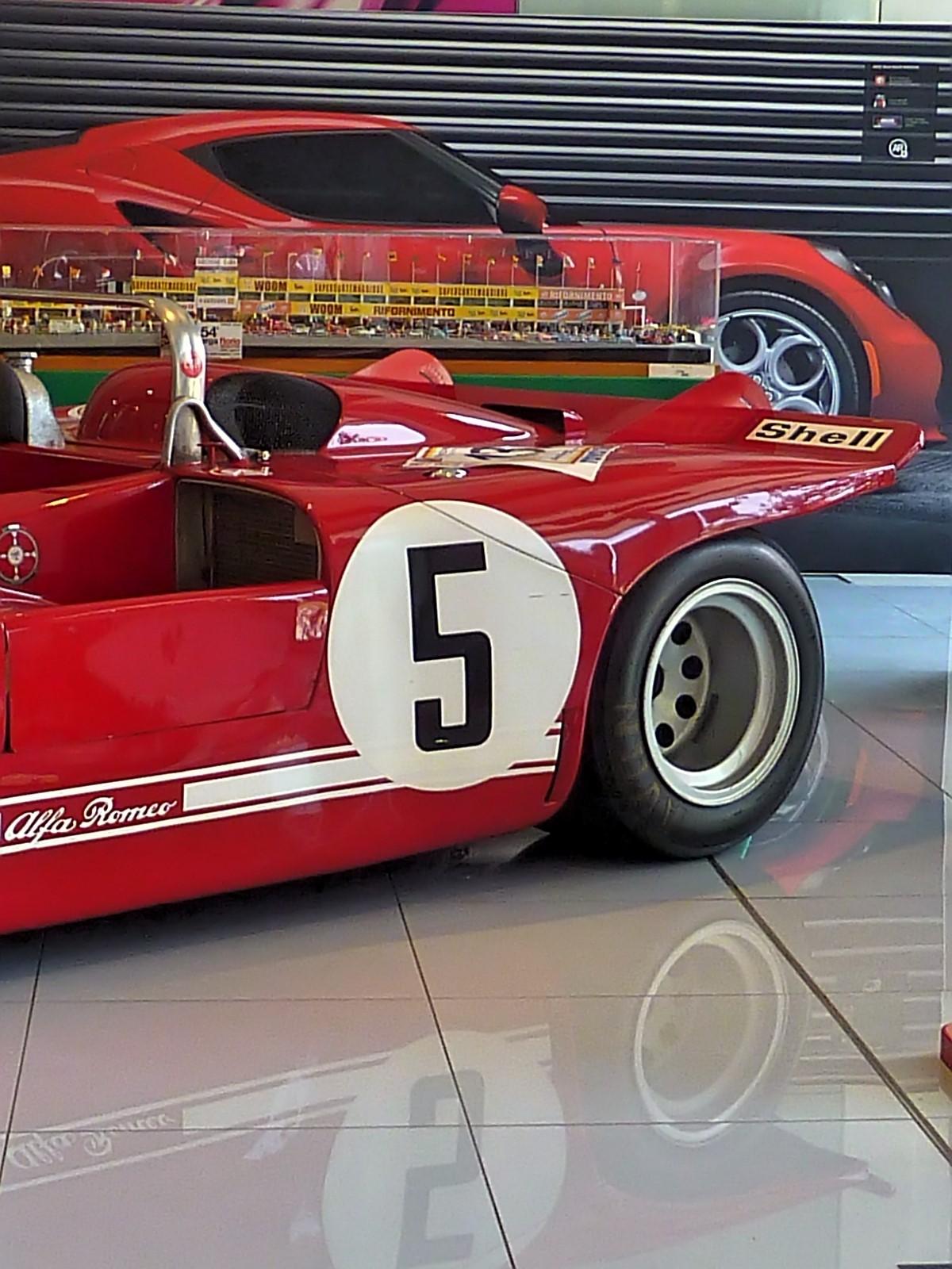 1971 Alfa Romeo T33-3 Spider  (3)