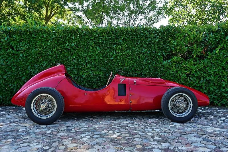 1954 Bandini 750 F3