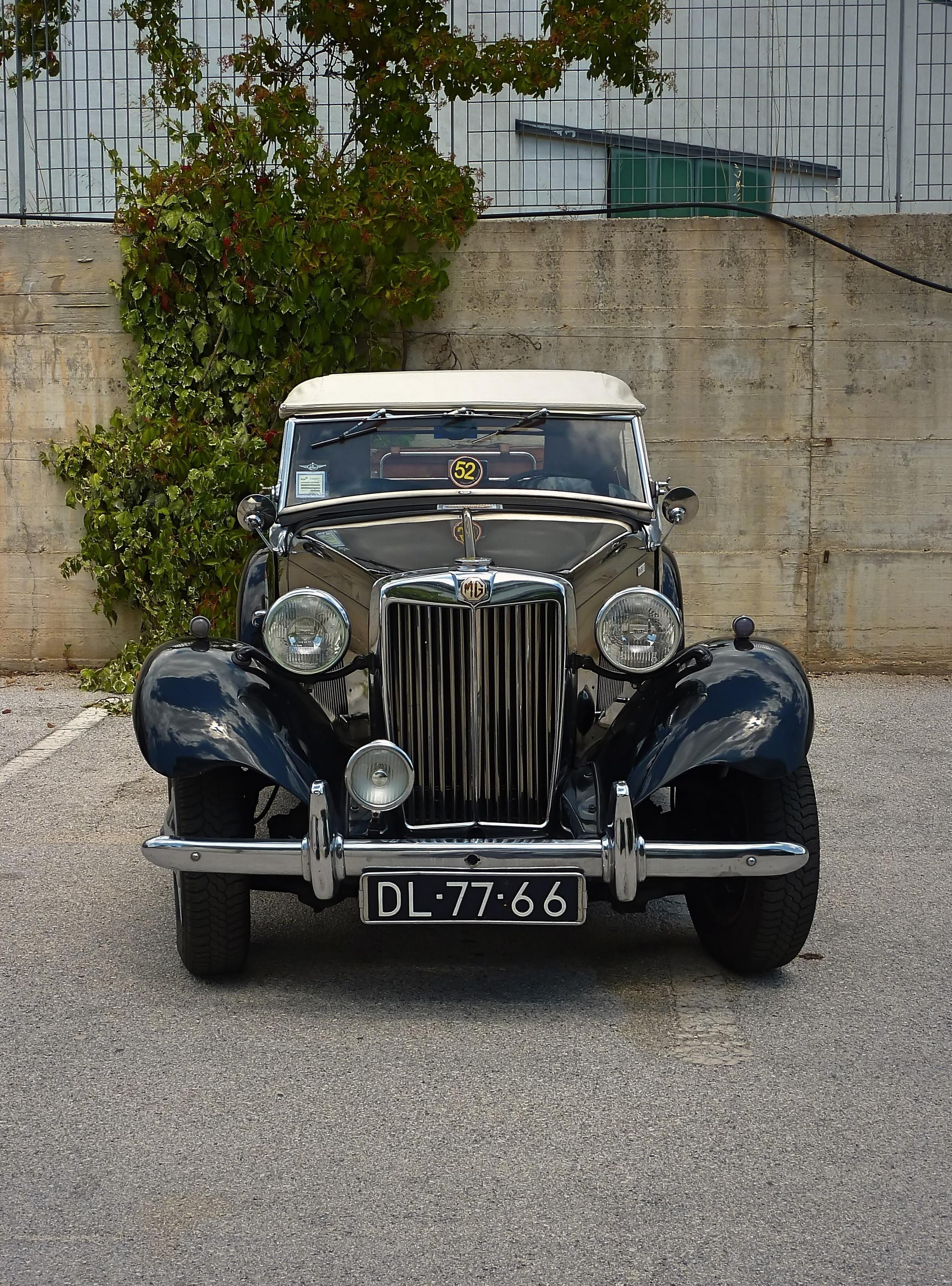 1953 MG TD Mk II (18)