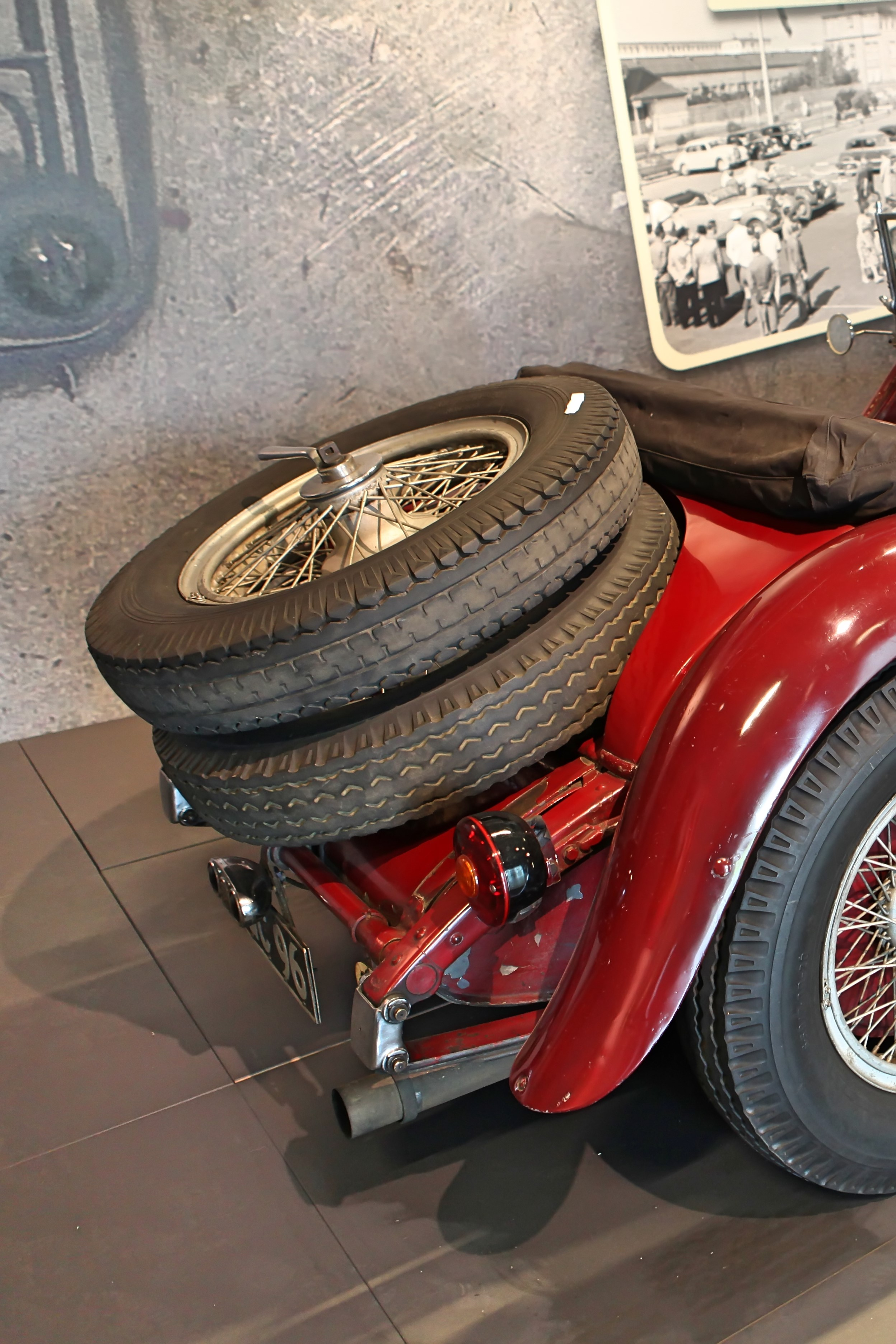 1929 Mercedes Benz SSK  (11)