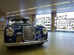 1946 Maserati A6 1500 GT 3C Pinin Farina Berlinetta (7)