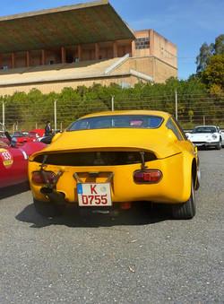 1965 Abarth Simca 2000 GT Corsa Longnose (11)