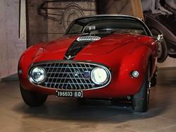1952 Fiat 8V Vignale Demon Rouge Coupe  (1)