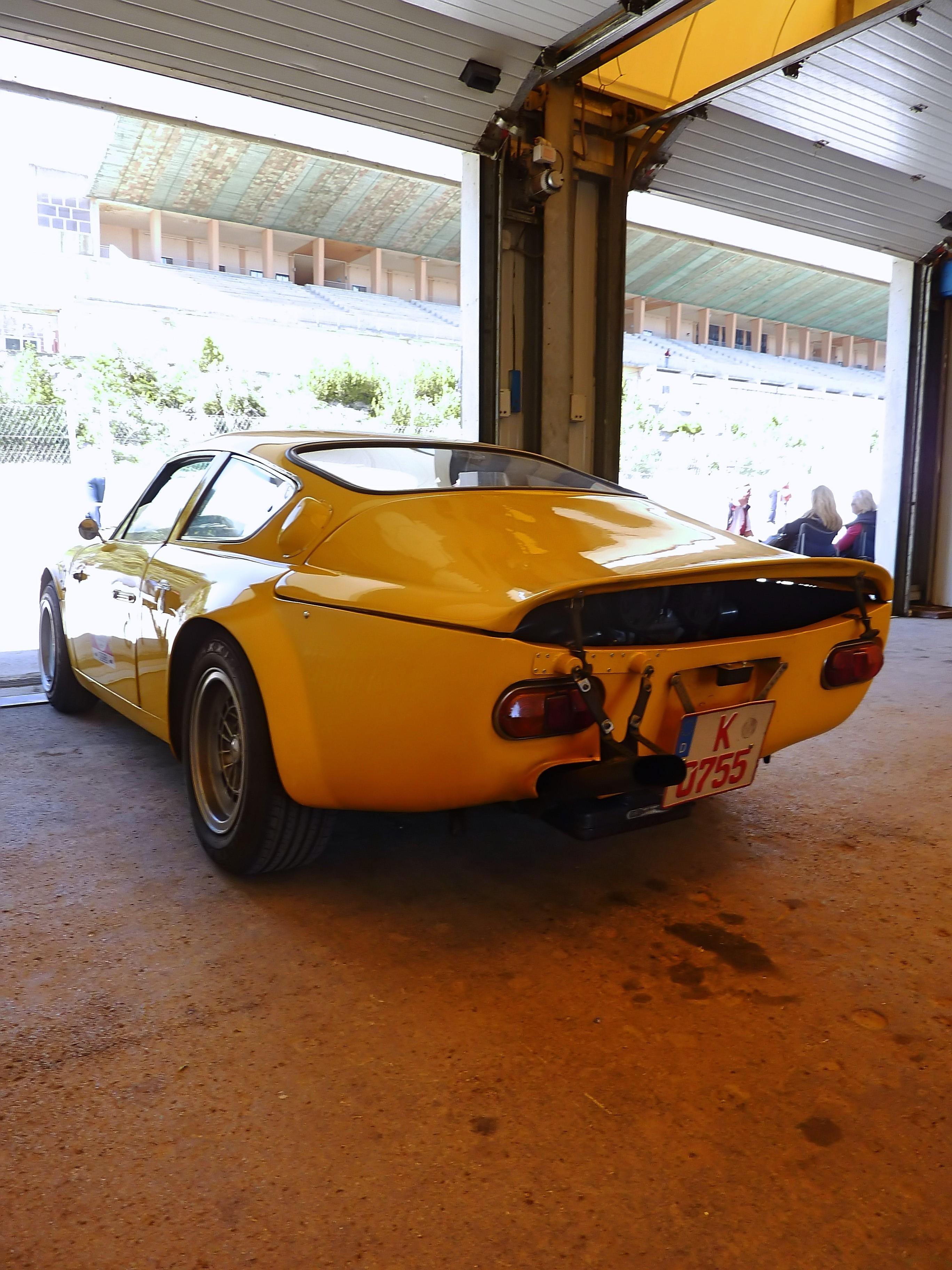 1965 Abarth Simca 2000 GT Corsa Longnose (3)