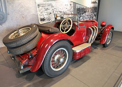 1929 Mercedes Benz SSK  (1)