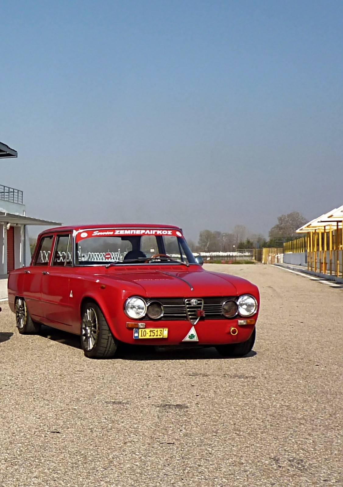 Alfa Romeo Giulia Super (4)