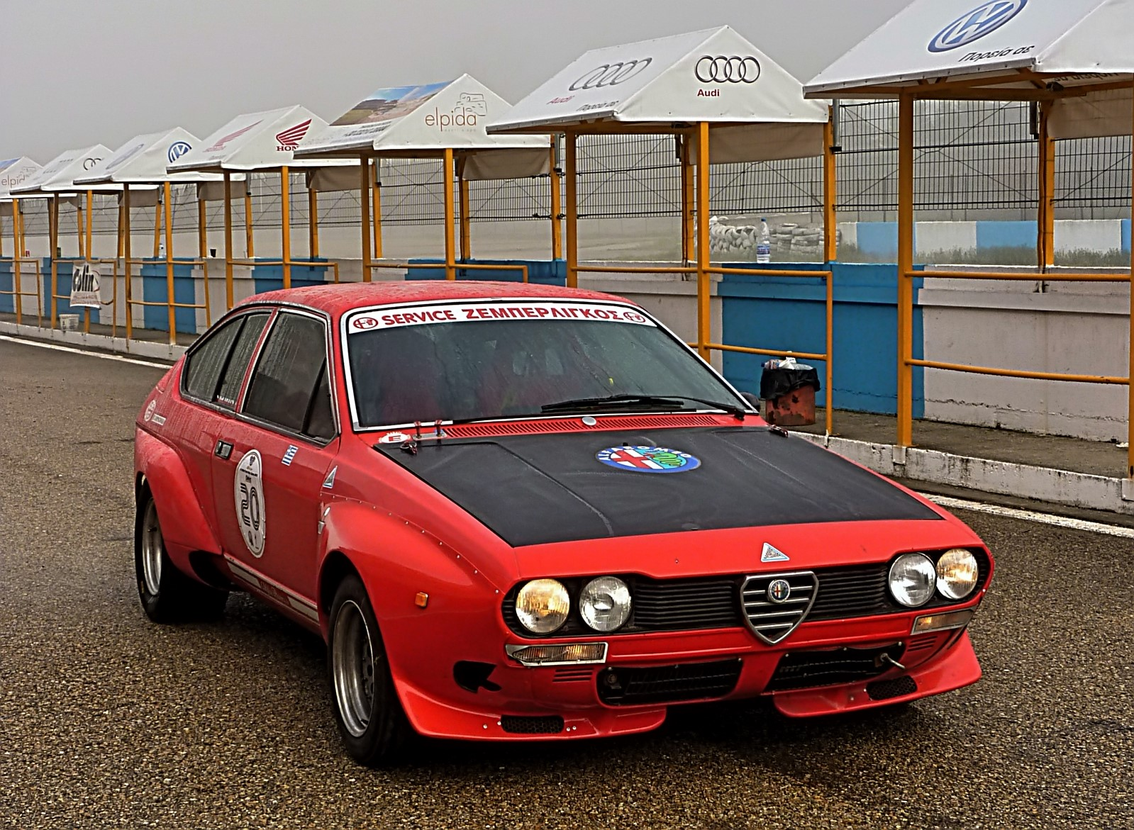 1974 Alfa Romeo Alfetta GT 1800 Group 2 (31)