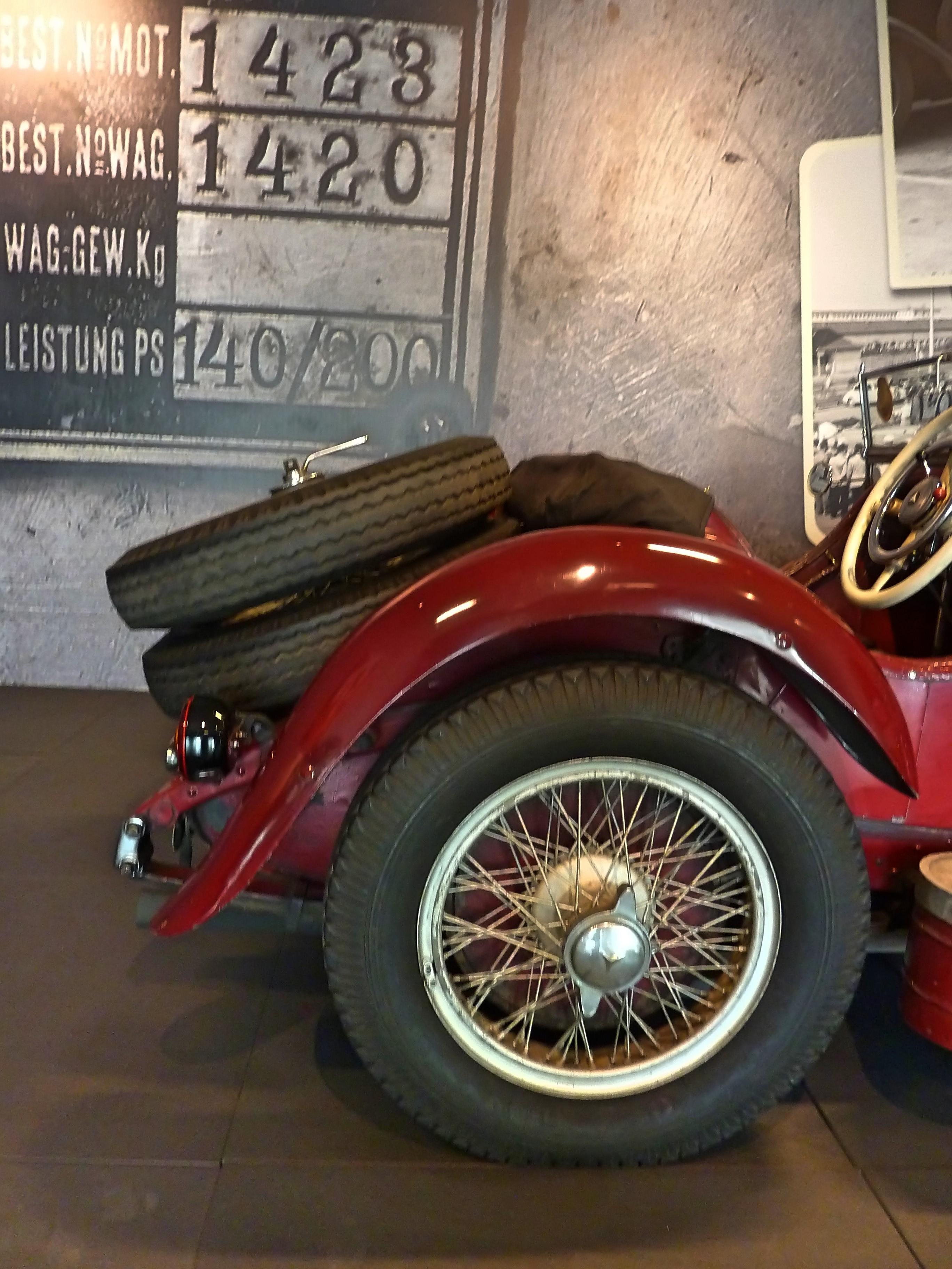 1929 Mercedes Benz SSK  (9)