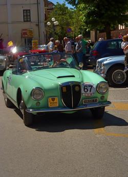 1956 Lancia Aurelia B24 Cabriolet  (15)