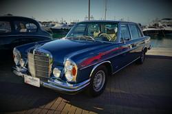 1971 MERCEDES 300SE 6,3