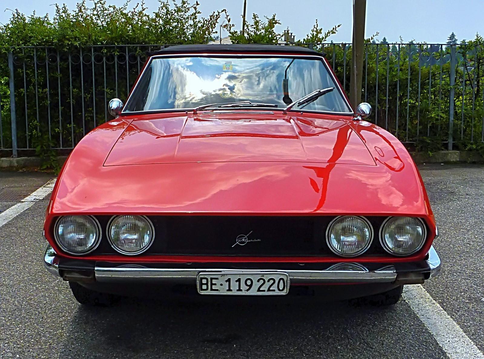 1968 Michelotti TR5 Ginevra Prototype (11)