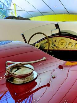 1943 Stanguellini 1100 Barchetta Alla d' Oro  (15)