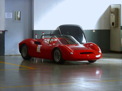 1966  Abarth 1000 SP   (16)