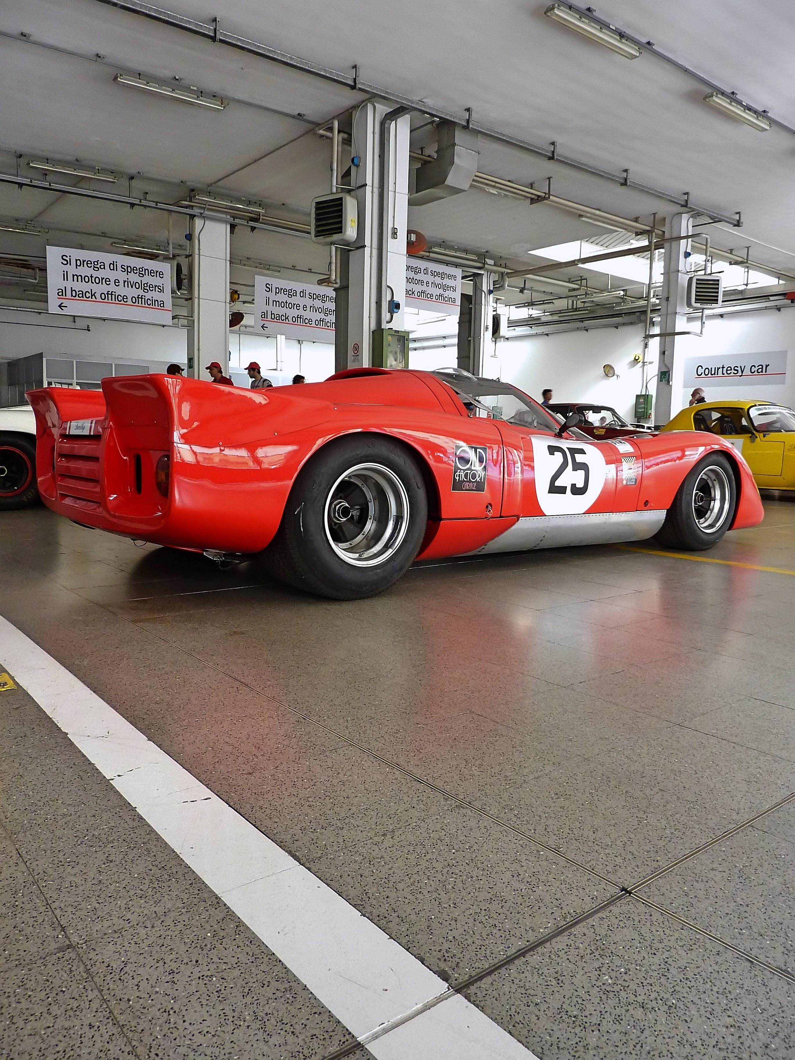1969 Chevron BMW B16 GT (8)