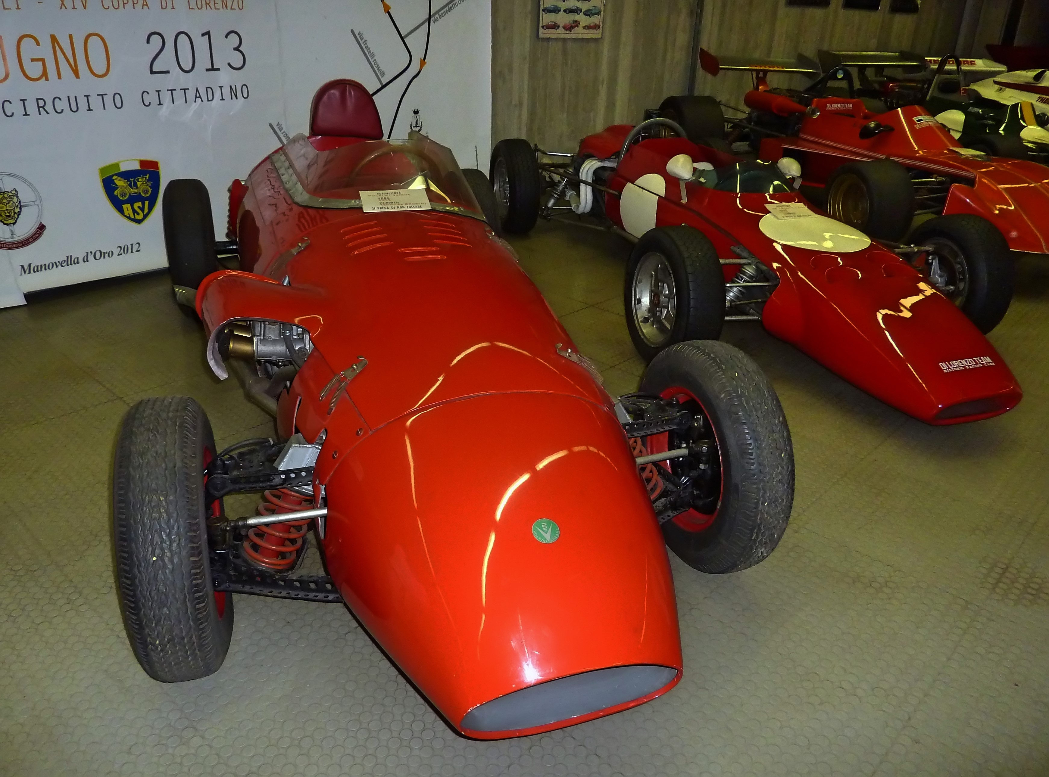 1954 Arzani Volpini Formula Junior (2)