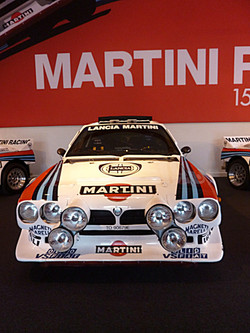 MARTINI Lancia Delta S4 1985/86