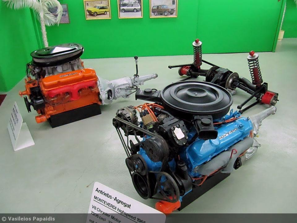 Monteverdi engines