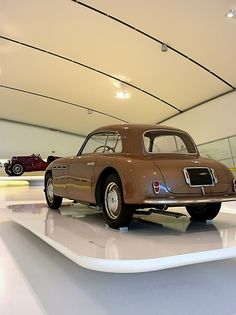 1948 Maserati A6 1500 3C Pinin Farina Berlinetta (9)