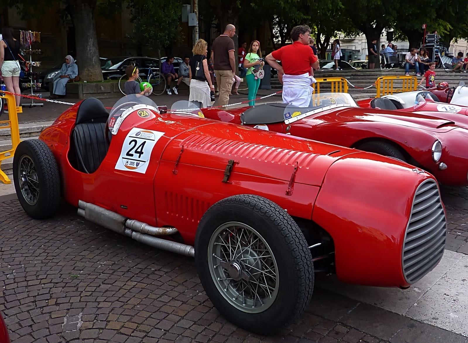 1952 Monaci 8C Bimotore Zagato (2)