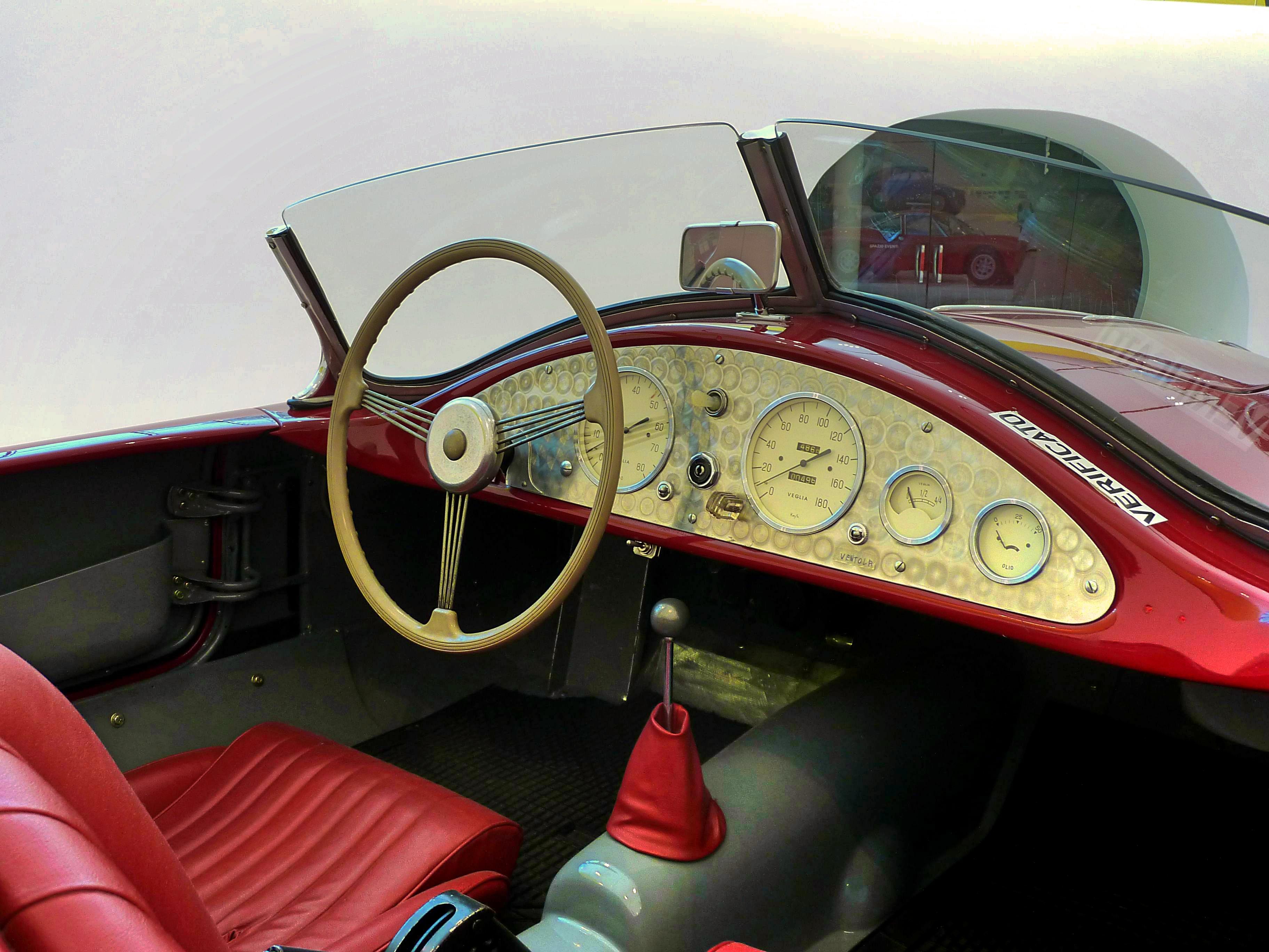 1943 Stanguellini 1100 Barchetta Alla d' Oro  (14)