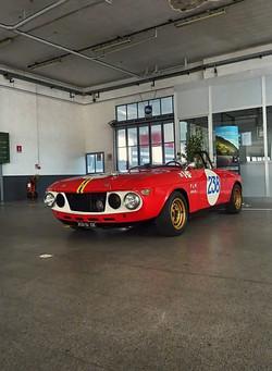 1969 Lancia Fulvia HF Barchetta F&M (Sandro  Munari) (1)