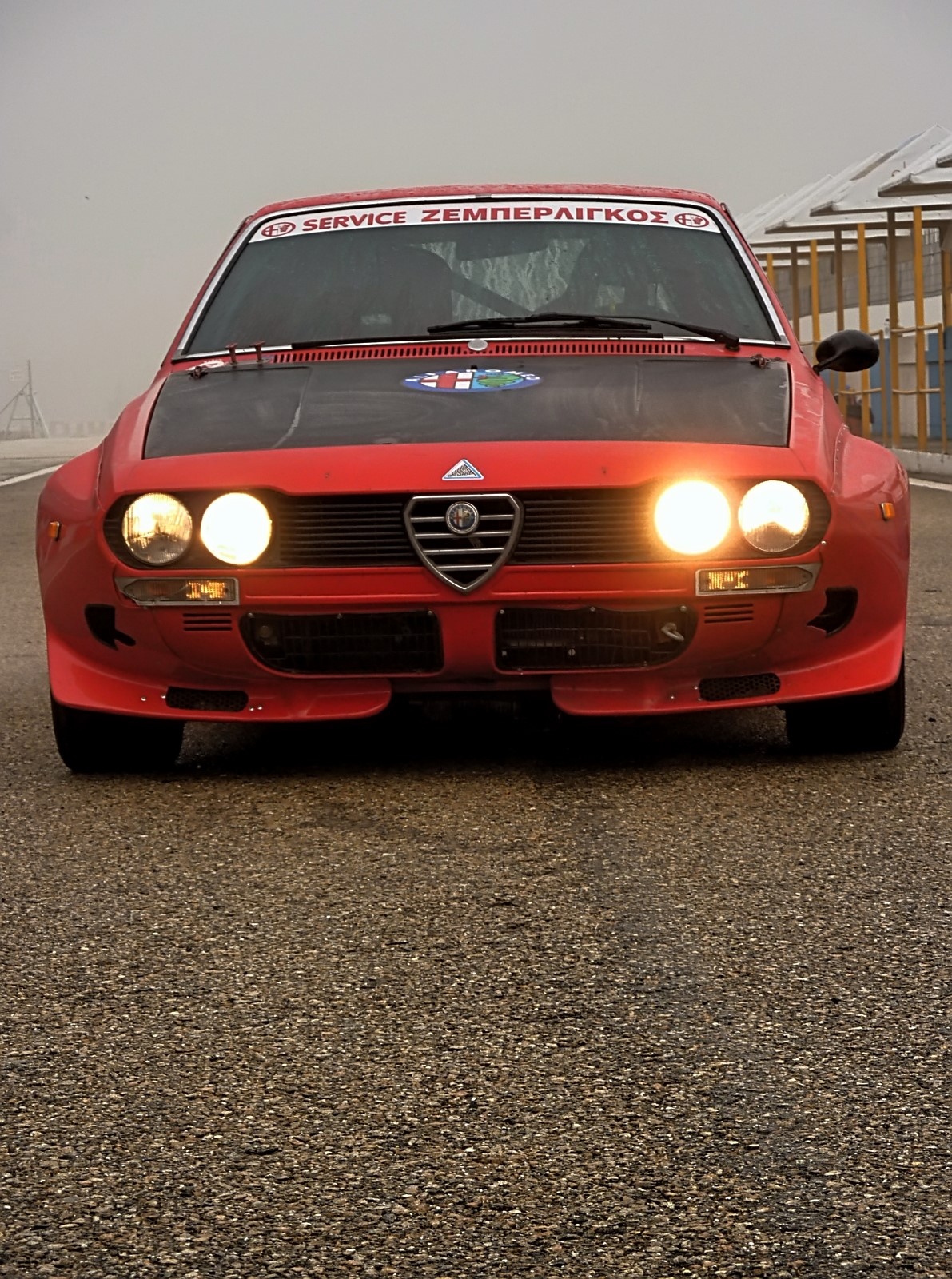 1974 Alfa Romeo Alfetta GT 1800 Group 2 (35)