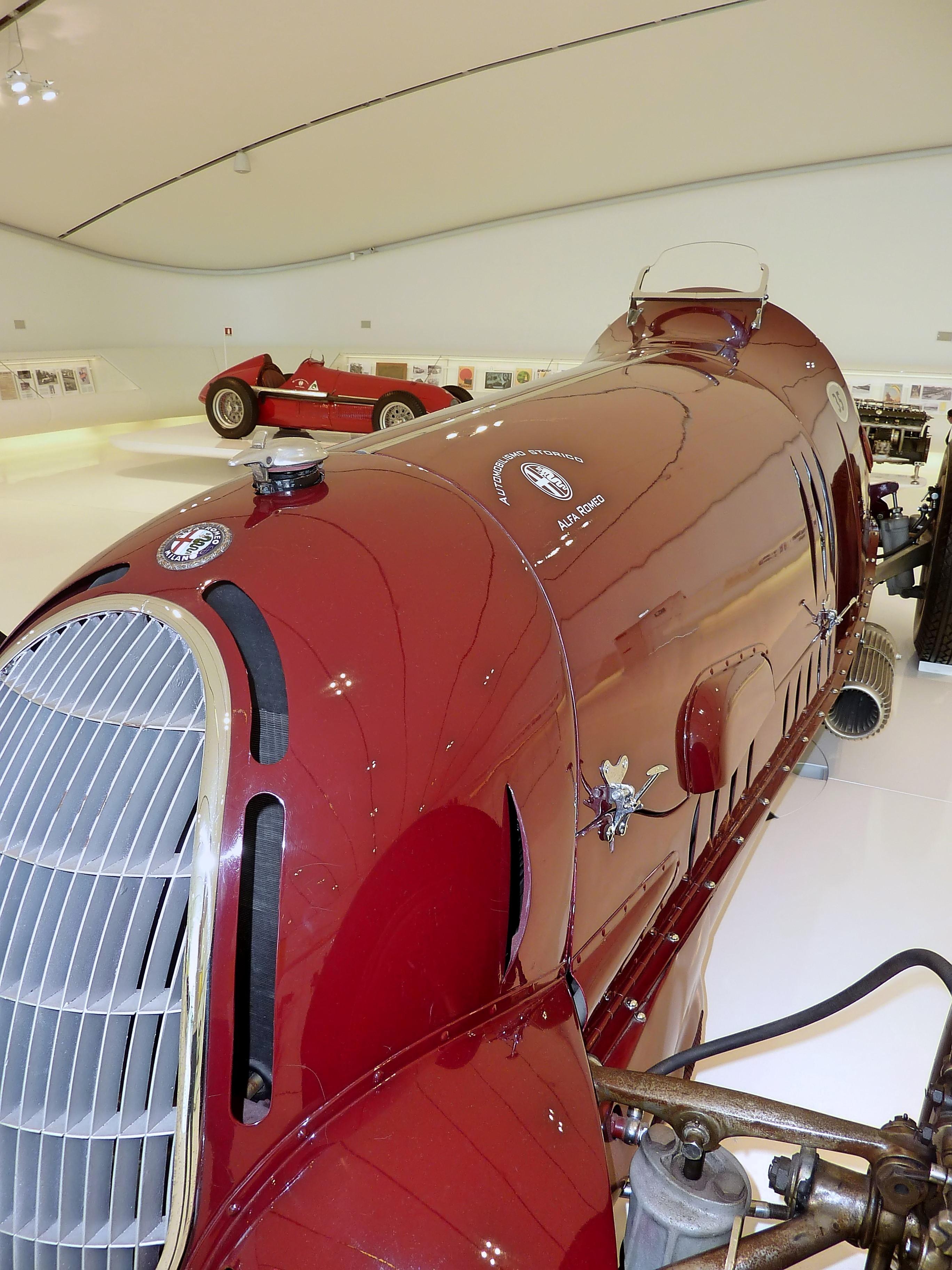 1936 Alfa Romeo Tipo 12C  (14)