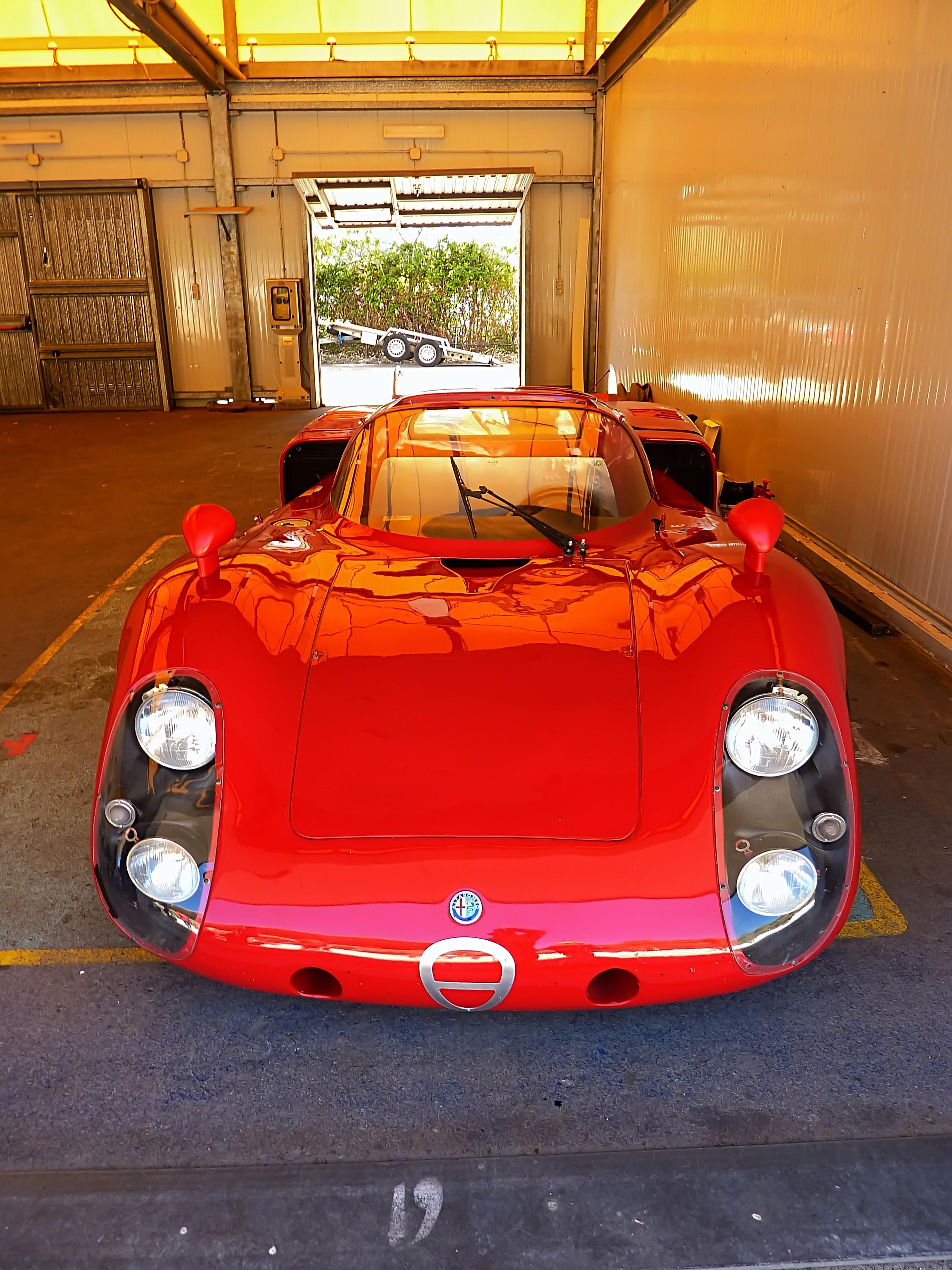 1968 Alfa Romeo T33-2 LeMans(Coda Lunga) (5)