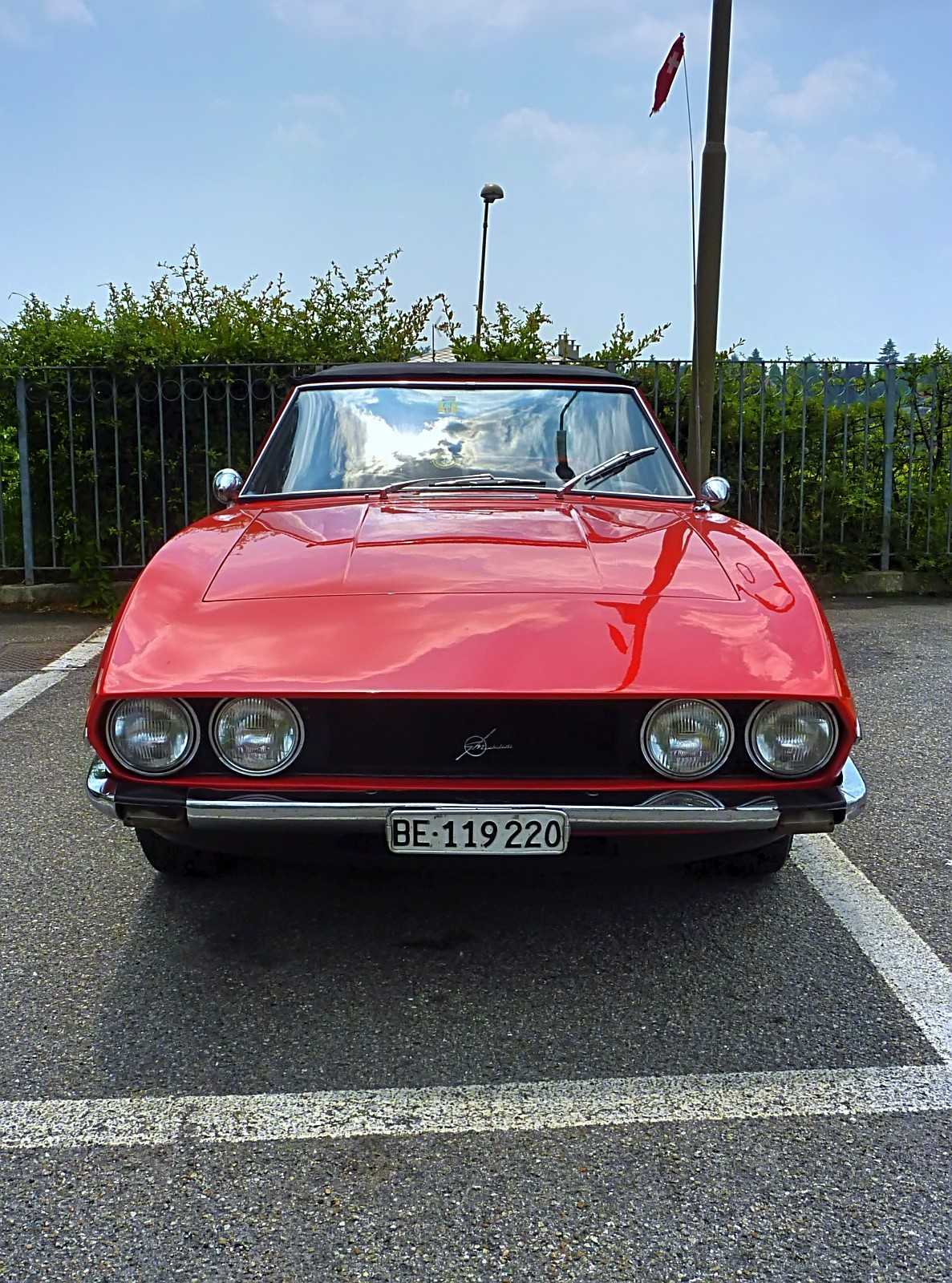 1968 Michelotti TR5 Ginevra Prototype (10)