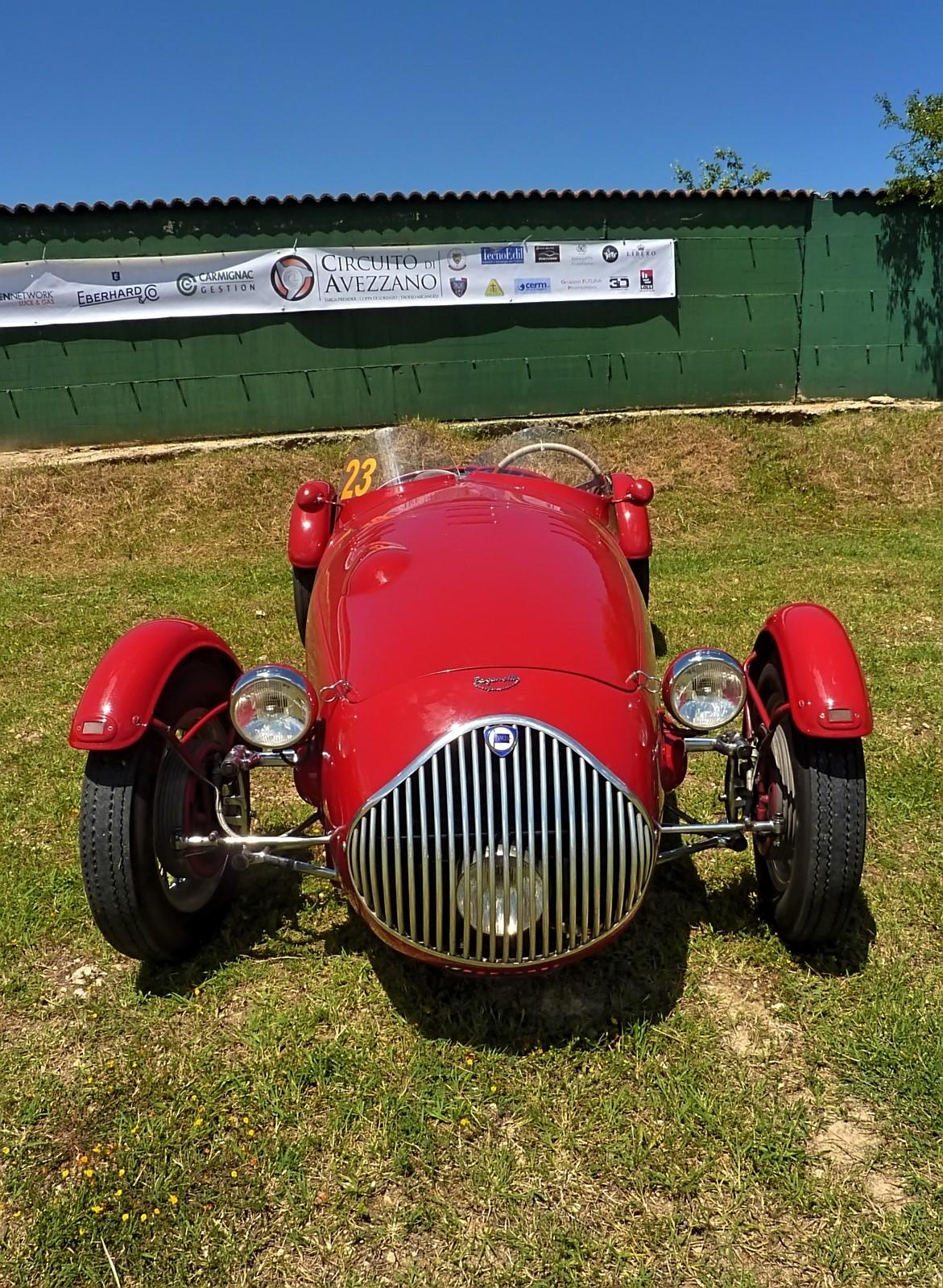 1948 Lancia Aprilia  Paganelli (16)
