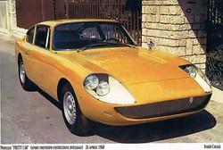 1968 Dario Casale  Prettycar