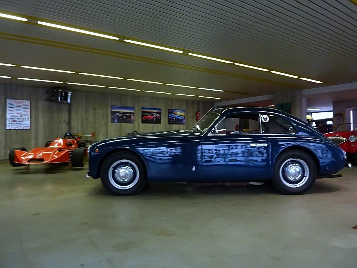 1946 Maserati A6 1500 GT 3C Pinin Farina Berlinetta (6)