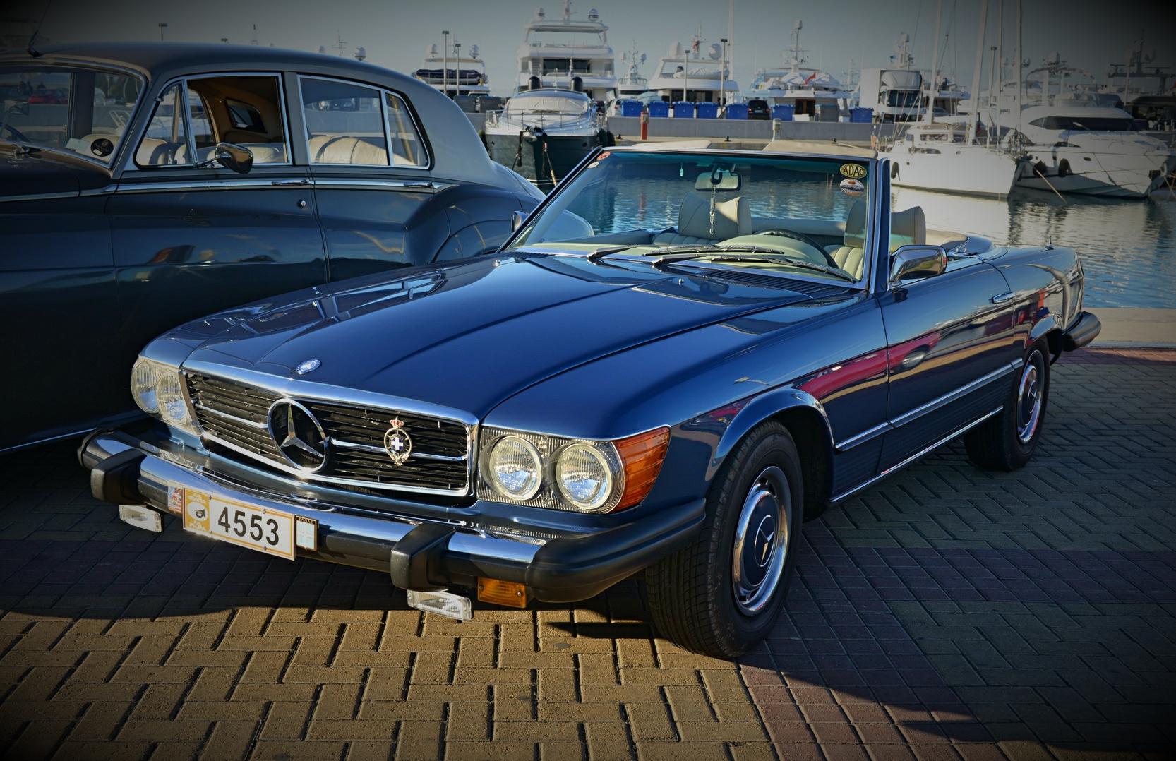 1975 MERCEDES 450SL